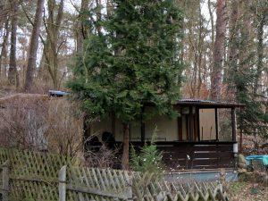 Schlaubetal Großer Treppelsee Minicamper by Birgit Strauch Bewusstseinscoaching & Shiatsu