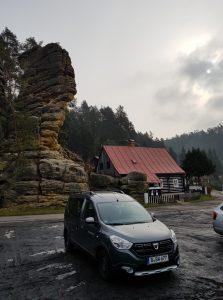 Unterwegs im Minicamper Böhmische Schweiz Jetrichowice by Birgit Strauch Bewusstseinscoaching & Shiatsu