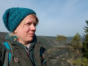 Nordböhmen Tschechien Belvedere Minicamper by Birgit Strauch Bewusstseinscoaching & Shiatsu