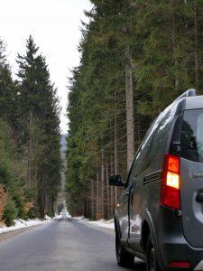 Mit dem Minicamper ins Lausitzer Gebirge bei Horni Svetla by Birgit Strauch Bewusstseinscoaching & Shiatsu