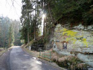 Mit dem Minicamper in die Böhmische Schweiz nach Doubice by Birgit Strauch Bewusstseinscoaching & Shiatsu