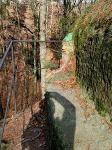 Minicamper, Böhmische Schweiz, Trpaslici Skaly by Birgit Strauch Bewusstseinscoaching & Shiatsu