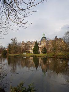 Bückeburg Schloss Minicamper by Birgit Strauch Bewusstseinscoaching