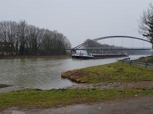 Minicamper Stellplatz am Mittellandkanal by Birgit Strauch Bewusstseinscoaching