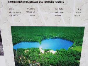 Dürings Campingplatz am Tonsee Klein Köris mit dem Minicamper by Birgit Strauch