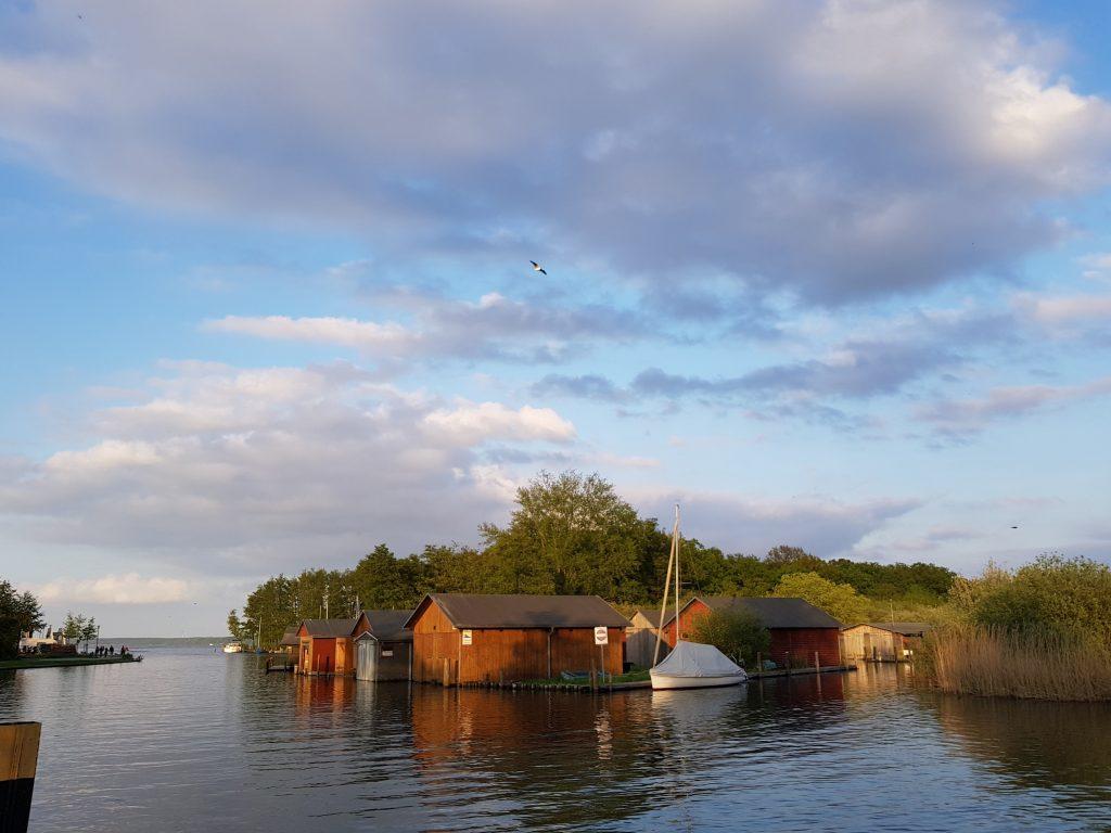 Minicamper Tour nach Plau am See by Birgit Strauch Shiatsu & spirituelles Coaching