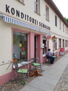Konditorei Schaller in Mühlberg an der Elbe by Birgit Strauch Bewusstseinscoaching