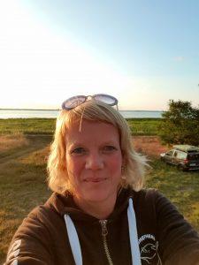 Mit dem Dachzelt nach Usedom by Birgit Strauch
