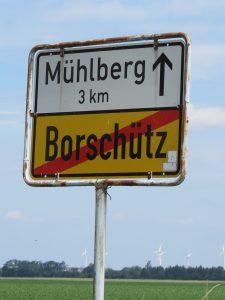 Mit dem Minicamper nach Mühlberg an der Elbe by Birgit Strauch Bewusstseinscoaching