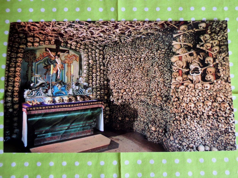 Minicamper Tour zur Schädelkapelle in Czermna by Birgit Strauch Bewusstseinscoaching & Shiatsu