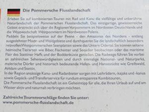 Mit Minicamper und Dachzelt nach Usedom Mönkebude by Birgit Strauch