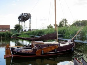 Mit dem James Baroud Dachzelt nach Usedom Karnin by Birgit Strauch