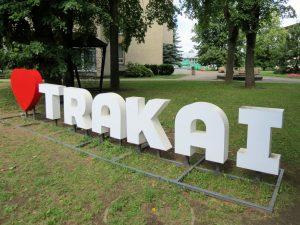 Dacia Dokker Minicamper Tour nach Trakai in Litauen by Birgit Strauch