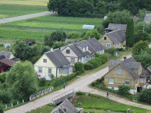 Minicamper Tour nach Seredzius an der Memel in Litauen by Birgit Strauch
