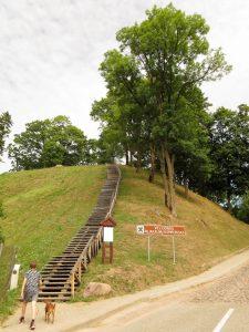 Minicamper Tour nach Veliuona an der Memel by Birgit Strauch