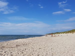 Minicamper Tour zur Ostsee Kurische Nehrung by Birgit Strauch