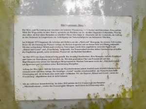 Minicamper Tour zum Märchenbrunnen in Frauenwald by Birgit Strauch
