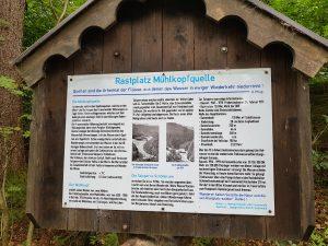 Minicamper Tour nach Frauenwald zur Mühlkopfquelle by Birgit Strauch