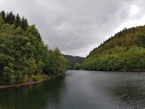 Minicamper Tour nach Frauenwald zur Talsperre Schönbrunn by Birgit Strauch