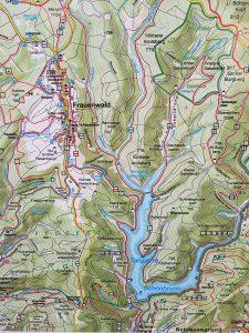 Minicamper Tour nach Frauenwald im Thüringer Wald by Birgit Strauch