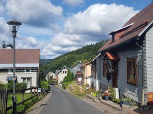 Minicamper Tour nach Stützerbach im Thüringer Wald by Birgit Strauch