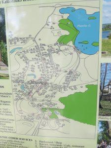 Minicamper Tour nach Plateliai See im Zemaitija Nationalpark Museum by Birgit Strauch