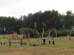 Minicamper Tour nach Lettland Koni in Pape Naturschutzgebiet by Birgit Strauch