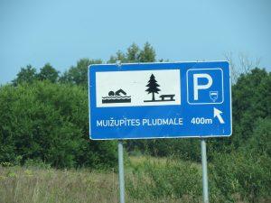 Minicamper Tour nach Jurkalne in Lettland by Birgit Strauch