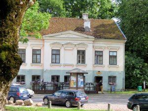Mit dem Minicamper nach Kuldiga zum Venta Wasserfall Cafe Tilts by Birgit Strauch