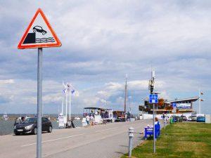Mit Minicamper & Dachzelt zum Kurischen Haff bei Nida by Birgit Strauch