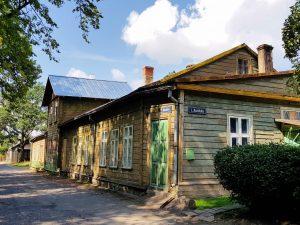 Mit dem Minicamper nach Voru in Estland by Birgit Strauch