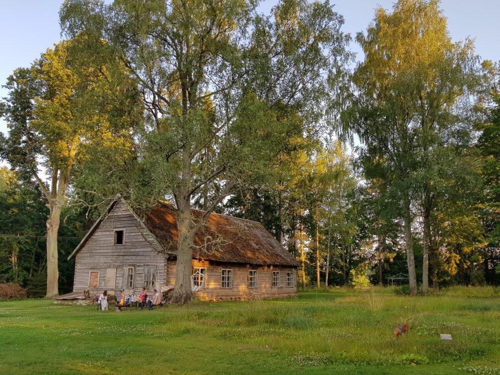 Hedo Talu Camping in Estland bei Rosiku by Birgit Strauch