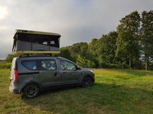 Minicamper Tour nach Lettland, Saukas Park by Birgit Strauch