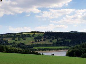 Wanderung Talsperre Rauschenbach by Birgit Strauch