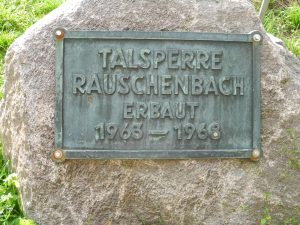 Talsperre Rauschenbach by Birgit Strauch