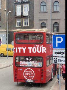 Minicamper Tour nach Riga in Lettland by Birgit Strauch
