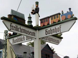 Minicamper Tour nach Seiffen by Birgit Strauch