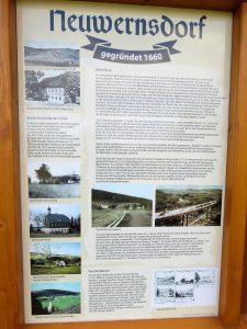 Wanderung durch Neuwernsdorf an der Talsperre Rauschenbach by Birgit Strauch