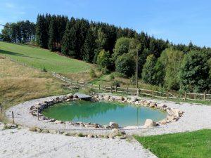 Český Jiřetín & Flaje Stausee Tschechien mit dem Minicamper by Birgit Strauch