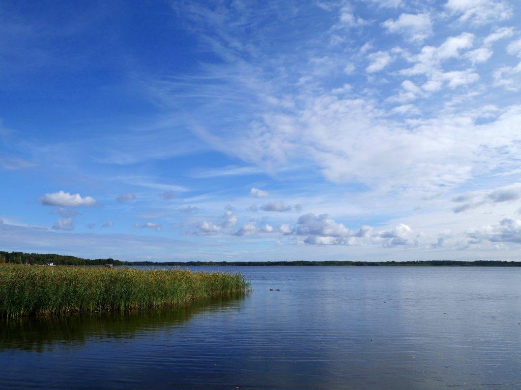 Mit dem Minicamper nach Blossin am Wolziger See by Birgit Strauch