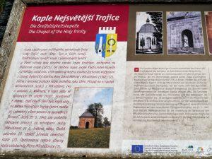 Minicamper Tour nach Mikulášovice zur Dreifaltigkeitskapelle in Tschechien by Birgit Strauch