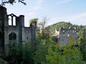 Minicamper Tour zum Kloster Oybin by Birgit Strauch