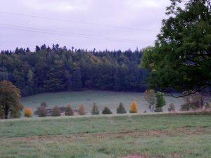 Wildcampen mit dem Minicamper Burg Tolstejn Tschechei bei Birgit Strauch