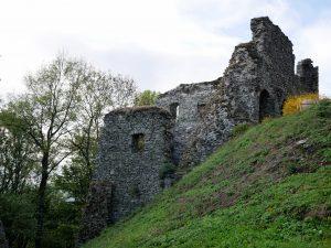 Mit dem Minicamper zur Burg Tolstejn Tschechei bei Birgit Strauch