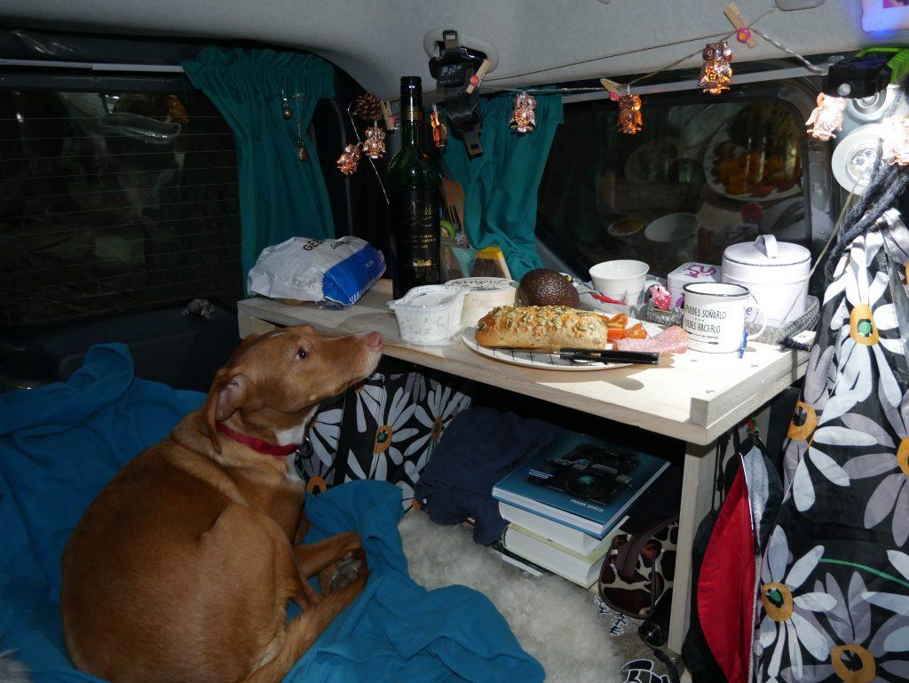 Minicamper Packliste by Birgit Strauch