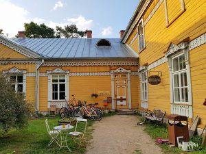 Sänna in Estland by Birgit Strauch