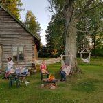 Estland Hedo Campingplatz
