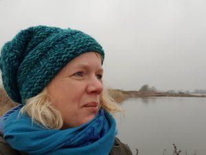 Weihnachten mit dem Minicamper an die Elbe by Birgit Strauch