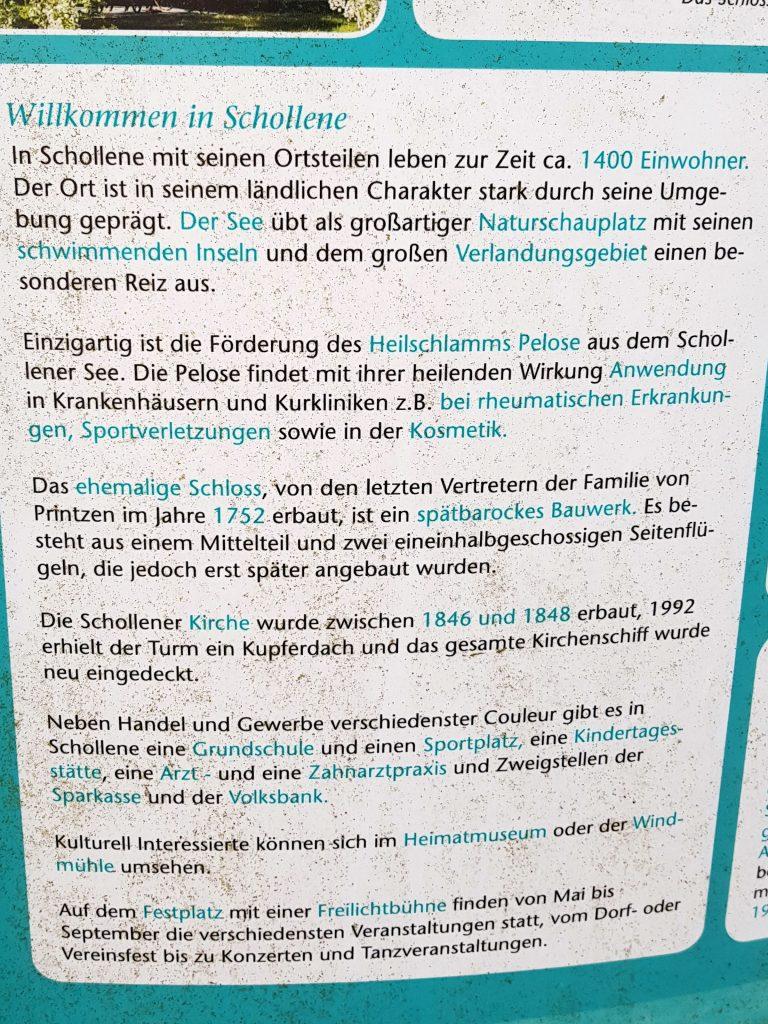 Mit dem Minicamper nach Schollene by Birgit Strauch