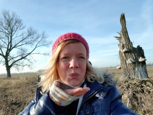 Mit dem Minicamper an die Havel by Birgit Strauch